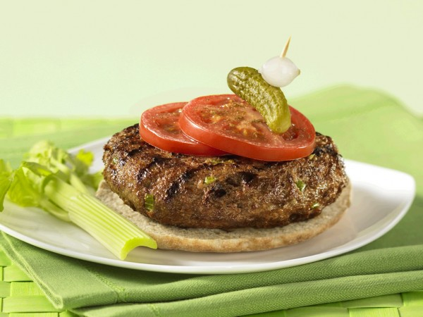 Best Ever Lean Beef Burgers Recipe