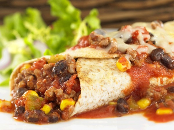 Beef Chili Enchilada Recipe