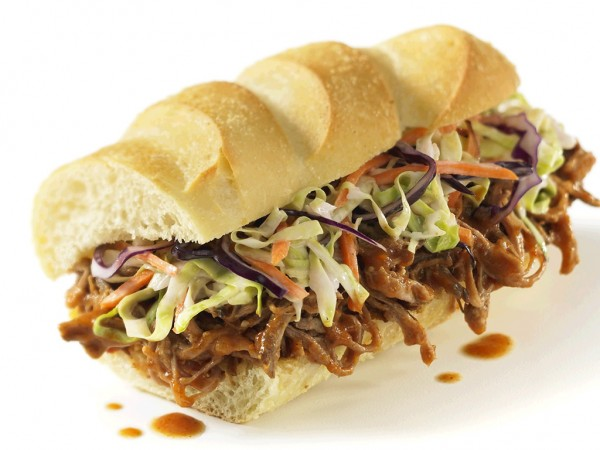 Slow-Cooker South-Western Pulled Beef Recipe